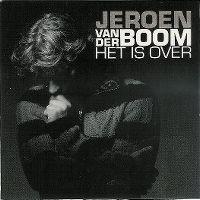 Cover Jeroen van der Boom - Het is over