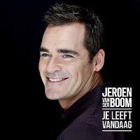Cover Jeroen van der Boom - Je leeft vandaag