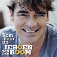 Cover Jeroen van der Boom - Kom maar op