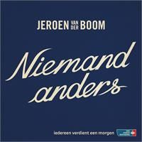 Cover Jeroen van der Boom - Niemand anders