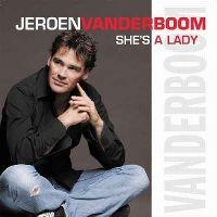 Cover Jeroen van der Boom - She's A Lady