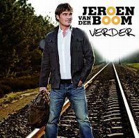 Cover Jeroen van der Boom - Verder