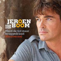 Cover Jeroen van der Boom - Werd de tijd maar teruggedraaid