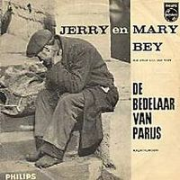 Cover Jerry en Mary Bey - De bedelaar van Parijs