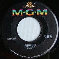 Cover Jerry Landis - Loneliness