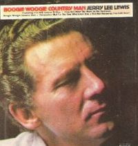 Cover Jerry Lee Lewis - Boogie Woogie Country Man