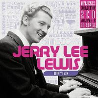 Cover Jerry Lee Lewis - Born To Win