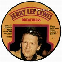 Cover Jerry Lee Lewis - Breathless