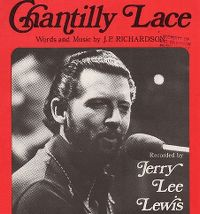 Cover Jerry Lee Lewis - Chantilly Lace