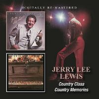 Cover Jerry Lee Lewis - Country Class / Country Memories