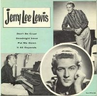 Cover Jerry Lee Lewis - Don't Be Cruel