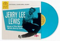 Cover Jerry Lee Lewis - Down The Road With Jerry Lee