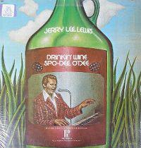 Cover Jerry Lee Lewis - Drinkin Wine Spo-Dee O'Dee