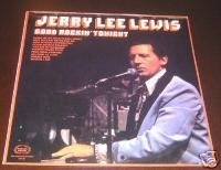 Cover Jerry Lee Lewis - Good Rockin' Tonight