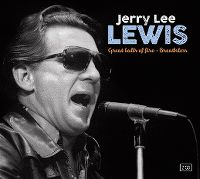 Cover Jerry Lee Lewis - Great Balls Of Fire - Breathless