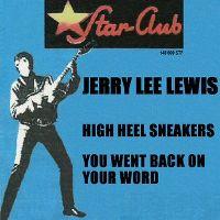 Cover Jerry Lee Lewis - High Heel Sneakers