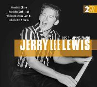 Cover Jerry Lee Lewis - His Pumping Piano