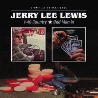 Cover Jerry Lee Lewis - I-40 Country / Odd Man In