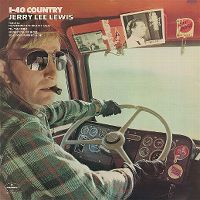 Cover Jerry Lee Lewis - I-40 Country
