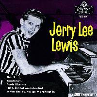 Cover Jerry Lee Lewis - Jambalaya