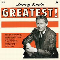 Cover Jerry Lee Lewis - Jerry Lee's Greatest!