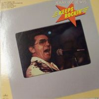 Cover Jerry Lee Lewis - Keeps Rockin'