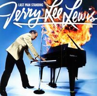 Cover Jerry Lee Lewis - Last Man Standing