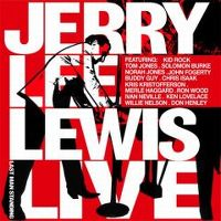 Cover Jerry Lee Lewis - Last Man Standing Live