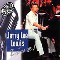 Cover Jerry Lee Lewis - Live