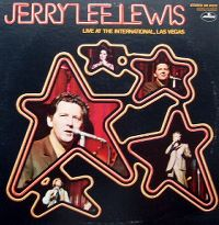 Cover Jerry Lee Lewis - Live At The International, Las Vegas