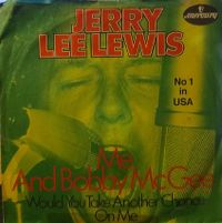 Cover Jerry Lee Lewis - Me And Bobby McGee