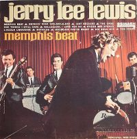 Cover Jerry Lee Lewis - Memphis Beat