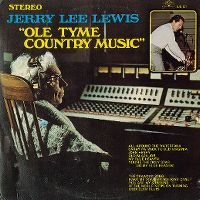 Cover Jerry Lee Lewis - Ole Tyme Country Music