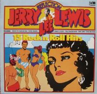 Cover Jerry Lee Lewis - Reflection: 15 Rock'n Roll Hits