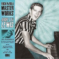 Cover Jerry Lee Lewis - Rock N Roll Master Works