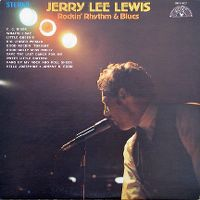 Cover Jerry Lee Lewis - Rockin' Rhythm & Blues