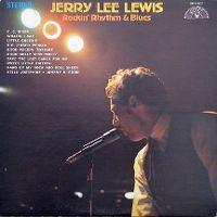 Cover Jerry Lee Lewis - Rockin' Rhythm & Blues