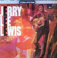 Cover Jerry Lee Lewis - Rockin' With Jerry Lee Lewis