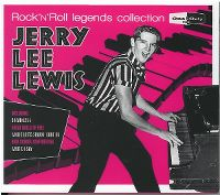 Cover Jerry Lee Lewis - Rock'n'Roll Legends Collection