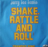 Cover Jerry Lee Lewis - Shake, Rattle And Roll