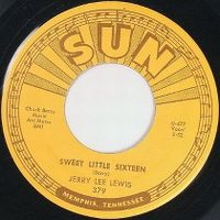 Cover Jerry Lee Lewis - Sweet Little Sixteen