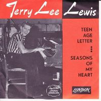 Cover Jerry Lee Lewis - Teenage Letter