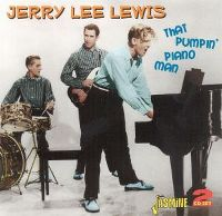 Cover Jerry Lee Lewis - That Pumpin' Piano Man