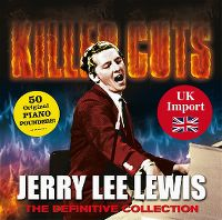 Cover Jerry Lee Lewis - The Definitive Collection