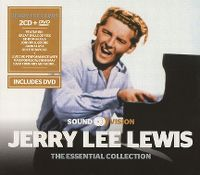 Cover Jerry Lee Lewis - The Essential Collection
