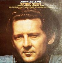 Cover Jerry Lee Lewis - The Killer Rocks On