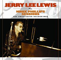 Cover Jerry Lee Lewis - The Knox Phillips Sessions