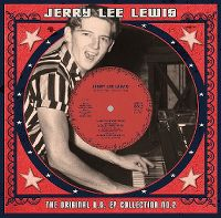 Cover Jerry Lee Lewis - The Original U.S. EP Collection No. 2