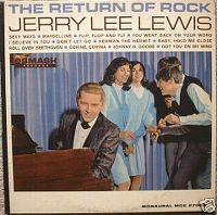 Cover Jerry Lee Lewis - The Return Of Rock