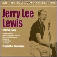 Cover Jerry Lee Lewis - The Solid Gold Collection - 36 Killer Tunes
